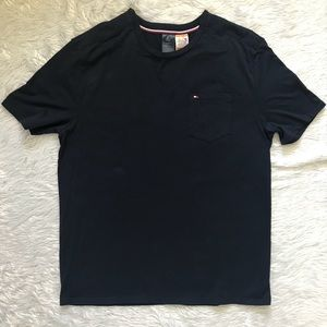 🌵Tommy Hilfiger : Navy Blue Short Sleeve Tee